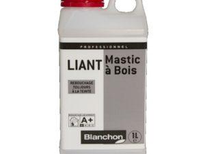 Liant mastic à bois 1L - Blanchon
