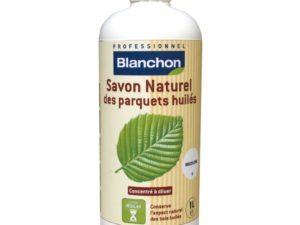 Savon naturel des parquets huilés 1L - Blanchon