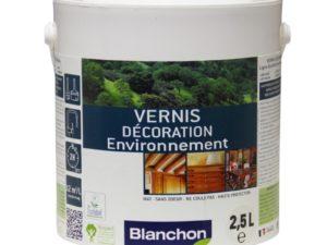 Vernis décoration Environnement 2,5L - Blanchon